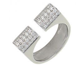Bague or diamant(s) Clozeau - O146DG