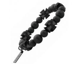 Bracelet acier & perle Police - PJ26169BSB02