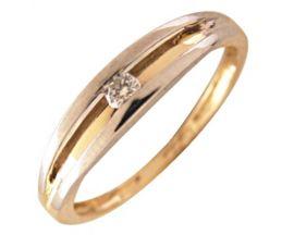 Bague or diamant(s) Stepec - prdPOPj-PX dt oj