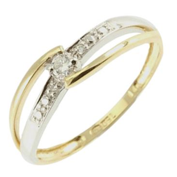 Bague or diamant(s) Stepec - YrdBPSj dt oj