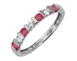 Bague or rubis et diamant(s) Stepec - adrlBPPJg ru og