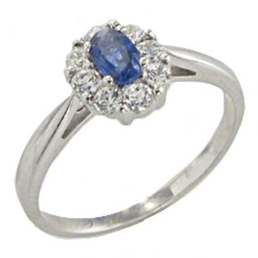 Bague or saphir(s) et diamant(s) Stepec - rBJPOBt Sa og