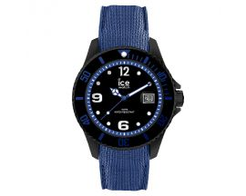 Montre Ice steel Black blue Large (48mm) Ice-Watch - 015783