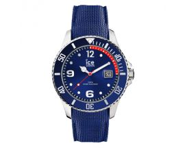 Montre Ice steel Blue Medium (43mm) Ice-Watch - 015770