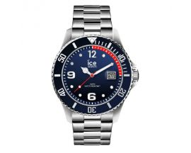 Montre Ice steel Marine silver Large (48mm) Ice-Watch - 015775