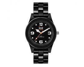 Montre ICE Slim Black Medium (36mm) Ice-Watch - 015777