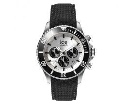 Montre ICE steel Black silver Large (48mm) Ice-Watch - 016302