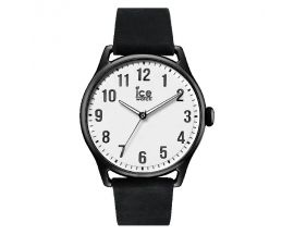 Montre ICE Time Black White Large (43,5mm) Ice-Watch - 013041