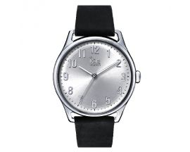 Montre ICE Time Black Silver Large (43,5mm) Ice-Watch - 013042