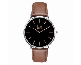 Montre ICE City classic Cognac rose gold Medium (43mm) Ice-Watch - 016229