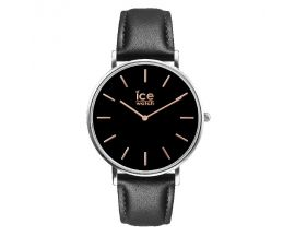 Montre ICE City classic Black rose gold Medium (43mm) Ice-Watch - 016227