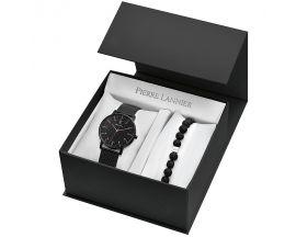 Coffret homme montre et bijou Pierre Lannier - 384A438