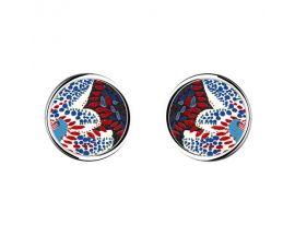 Boucles d'oreilles boutons Christian Lacroix - XF31025L