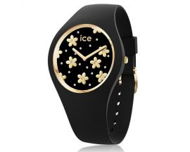 Montre ICE flower - Precious black - Medium (41,5mm) Ice-Watch - 016668