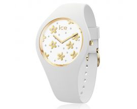 Montre ICE flower - Precious white - Medium (41,5mm) Ice-Watch - 016667