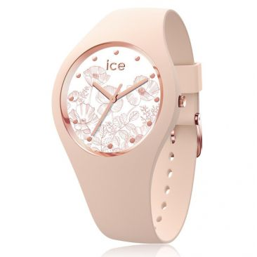 Montre ICE flower - Spring nude - Medium (41,5mm) Ice-Watch - 016670