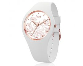 Montre ICE flower - Spring white - Medium (41,5mm) Ice-Watch - 016669