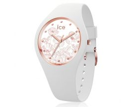 Montre ICE flower - Spring white - Small (35,5mm) Ice-Watch - 016662