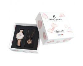 Coffret femme montre et bijou Pierre Lannier - 361H908