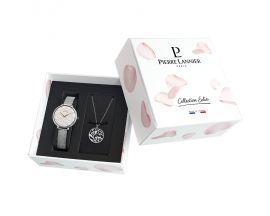 Coffret femme montre et bijou Pierre Lannier - 366F608
