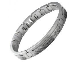 Bracelet acier Fossil - JF84476040