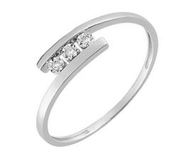 Bague or diamant(s) Robbez Masson - PJB42GB5
