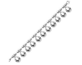 Bracelet argent Stepec - SIBUTBBT