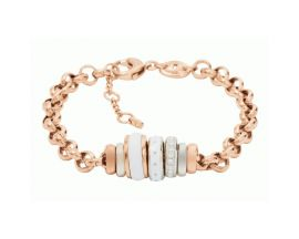 Bracelet acier Fossil - JF01121998