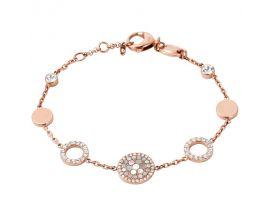 Bracelet acier Fossil - JF01739791
