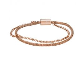 Bracelet acier Fossil - JF02983791