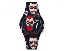 Montre homme Beardster Doodle- DO42001