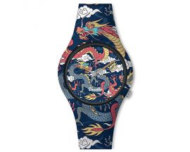 Montre homme Dragon Fighter - DO42002