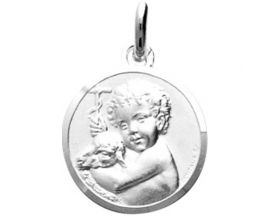 Médaille ange argent Robbez Masson - 306062