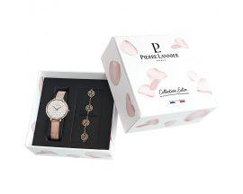 Coffret femme montre et bijou Pierre Lannier - 362G908