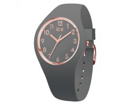 Montre ICE glam colour Grey Small (38mm) Ice - 015332