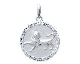 Médaille zodiaque taureau argent Stepec - BOTIBBPS