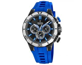 Montre homme Chrono Bike 2019 Festina - F20450/5