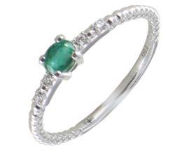 Bague or émeraude et diamant(s) Stepec - agrlBSPT.PIg em og
