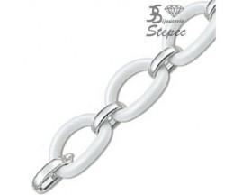 Bracelet céramique acier Ultimate Ceramic - 60C57ACB