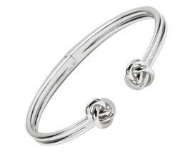 Bracelet rigide acier Fossil - JF01684040