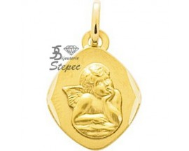Médaille ange or Robbez Masson - 660011