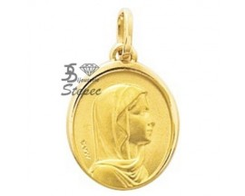 Médaille vierge or Robbez Masson - 660084