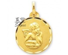Médaille ange or Robbez Masson - 660116