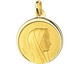 Médaille vierge or Robbez Masson - 660133