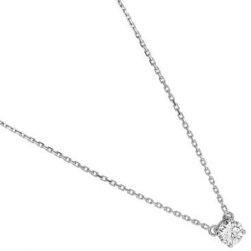 Collier or & diamant synthétique Diamanti - DS3001.21