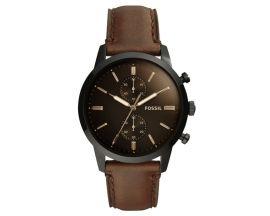 Montre homme chronographe Fossil Townsman - FS5437