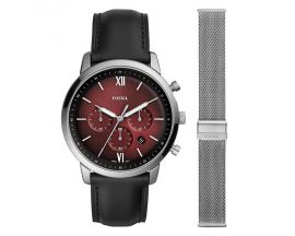 Coffret montre homme Fossil Neutra - FS5600SET