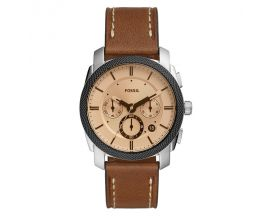 Montre homme chronographe Fossil Machine - FS5620