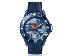 Montre Ice Bastogne Blue Medium (40mm) Ice-Watch - 016293