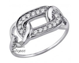 Bague or oxyde(s) de zirconium GL Paris - Altesse - 70070310608